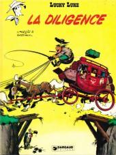 Lucky Luke -32c82- La diligence