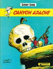 Lucky Luke -37b1982- Canyon Apache