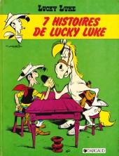Lucky Luke -42b85- 7 histoires de Lucky Luke