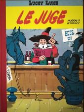 Lucky Luke -13TTcoul- Le juge