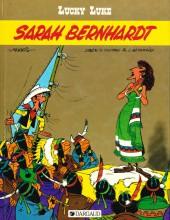 Lucky Luke -50a84- Sarah Bernhardt