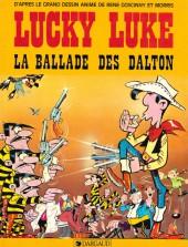 Lucky Luke -HS02b85- La ballade des Dalton