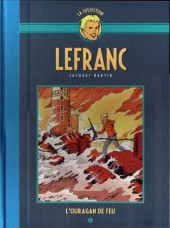 Lefranc - La Collection (Hachette) -2- L'ouragan de feu