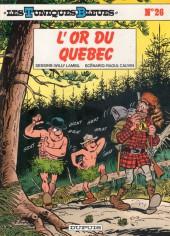 Les tuniques Bleues -26a1994- L'or du Québec
