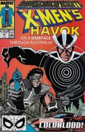 Marvel Comics Presents Vol.1 (Marvel Comics - 1988) -26- Havok on a Rampage through Australia!