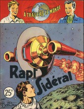 À travers le monde (2e série) -72- Rapt sidéral