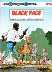 Les tuniques Bleues -20b1995- Black face