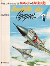 Tanguy et Laverdure -4a84- Escadrille des cigognes