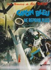 Tanguy et Laverdure -6c1980- Canon bleu ne répond plus