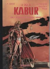 Kabur (Hexagon Comics) -11- Retour à Thulé - Les démons d'Arkhanal