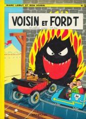 Marc Lebut et son voisin -4- Voisin et Ford T