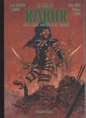 Kabur (Hexagon Comics) -8- Lagrid, princesse de Mu - Zothaqa