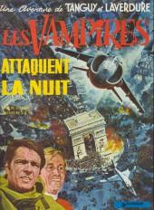 Tanguy et Laverdure -15a1979- Les Vampires attaquent la nuit