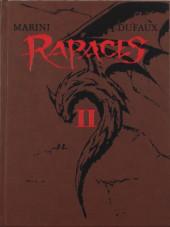 Rapaces (Marini) -TL02- Rapaces 3 et 4
