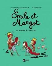 Émile et Margot -5- Le Monde à l'envers