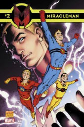 Miracleman (2014) -2- Book One: A Dream of Flying