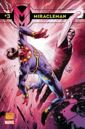 Miracleman (2014) -3- Book One: A Dream of Flying