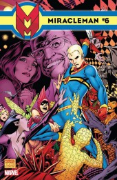 Miracleman (2014) -6- Book Two: The Red King Syndrome