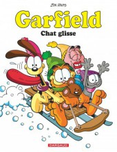 Garfield -65- Chat Glisse
