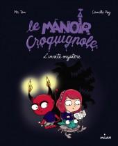 Le manoir Croquignole -5- L'Invité mystère