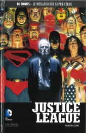 DC Comics - Le Meilleur des Super-Héros -57- Justice League - Kingdom Come