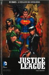 DC Comics - Le Meilleur des Super-Héros -HS07- Justice League - Crise d'Identité