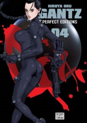 Gantz (Perfect Edition) -4- Tome 4