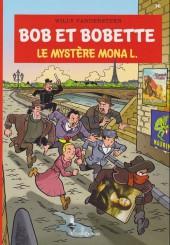 Bob et Bobette -341- Le mystère Mona L.