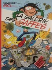 Gaston (Hors-série) -TL- La Galerie des gaffes - 60 auteurs rendent hommage à Gaston Lagaffe