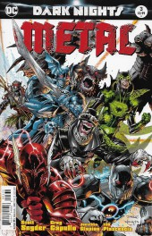 Dark Nights: Metal (2017) -3B- Issue #3