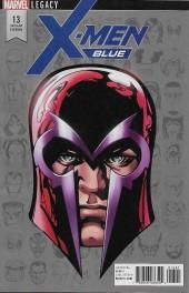 X-Men: Blue (2017) -13VC1- Mojo Worldwide: Part 2
