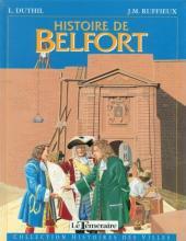 Histoires des Villes (Collection) - Histoire de Belfort
