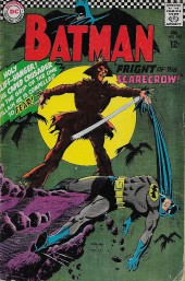 Batman Vol.1 (DC Comics - 1940) -189- Fright of the Scarecrow!