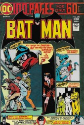 Batman Vol.1 (DC Comics - 1940) -259- The Night of the Shadow!