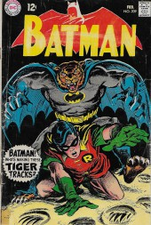 Batman Vol.1 (DC Comics - 1940) -209- Jungle Jeopardy