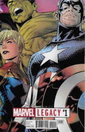 Marvel Legacy -1A- Issue #1