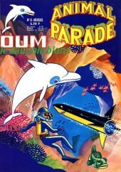 Animal parade (Oum le dauphin blanc) -6- Mensuel N°6