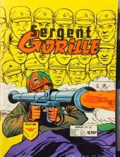 Sergent Gorille -20- Alerte à la bombe volante
