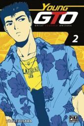 Young GTO - Shonan Junaï Gumi (Volume Double) -2- Tome 2