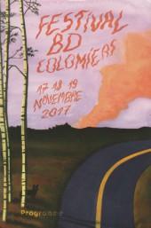 (Catalogues) Éditeurs, agences, festivals, fabricants de para-BD... - Festival BD de Colomiers 2017