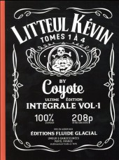 Litteul Kévin -INT1- Intégrale Vol.1 (Ultime Edition)