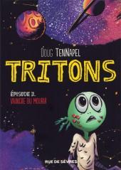 Tritons -3- Vaincre ou mourir
