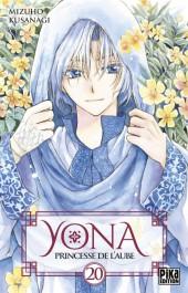 Yona, princesse de l'aube -20- Tome 20