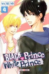 Black Prince & White Prince -4- Tome 4