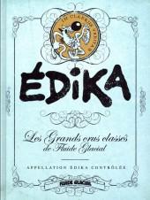 Édika -HS- Édika - Les Grands crus classés de Fluide Glacial