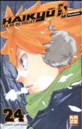 Haikyu !! Les As du Volley -24- Tome 24