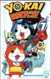 Yo-Kai watch -7- Tome 7