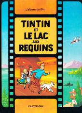 Tintin - Divers -C3a79- Tintin et le lac aux requins