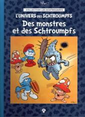 Les schtroumpfs - La collection (Hachette) -47- Des monstres et des Schtroumpfs