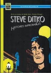 Steve Ditko - Les archives des années 50 -1- Steve Ditko histoire improbables 1957/1958